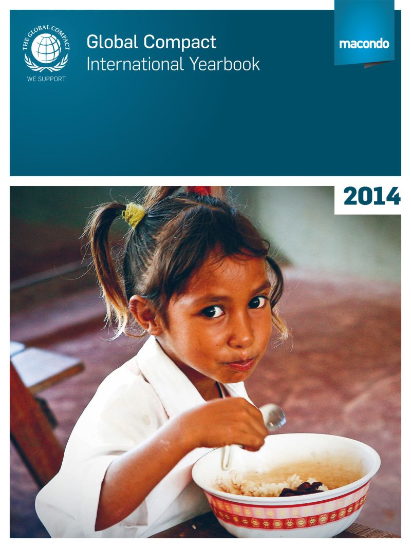 Global Compact Yearbook 2014