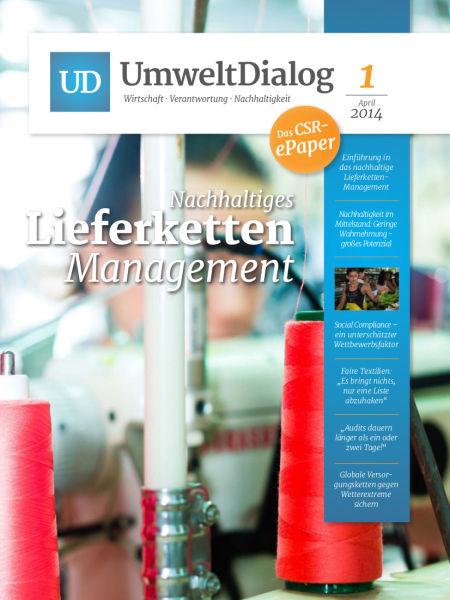 UmweltDialog Magazin 01