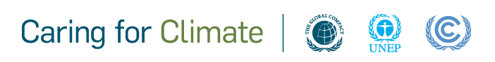 Caring for Climate Logo