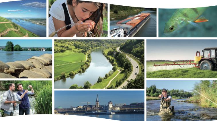 Broschüre über das regionale Wasserressourcen-Management