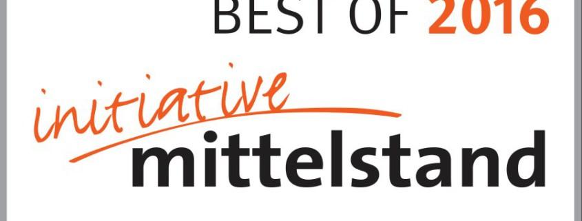 Best of Mittelstand 2016