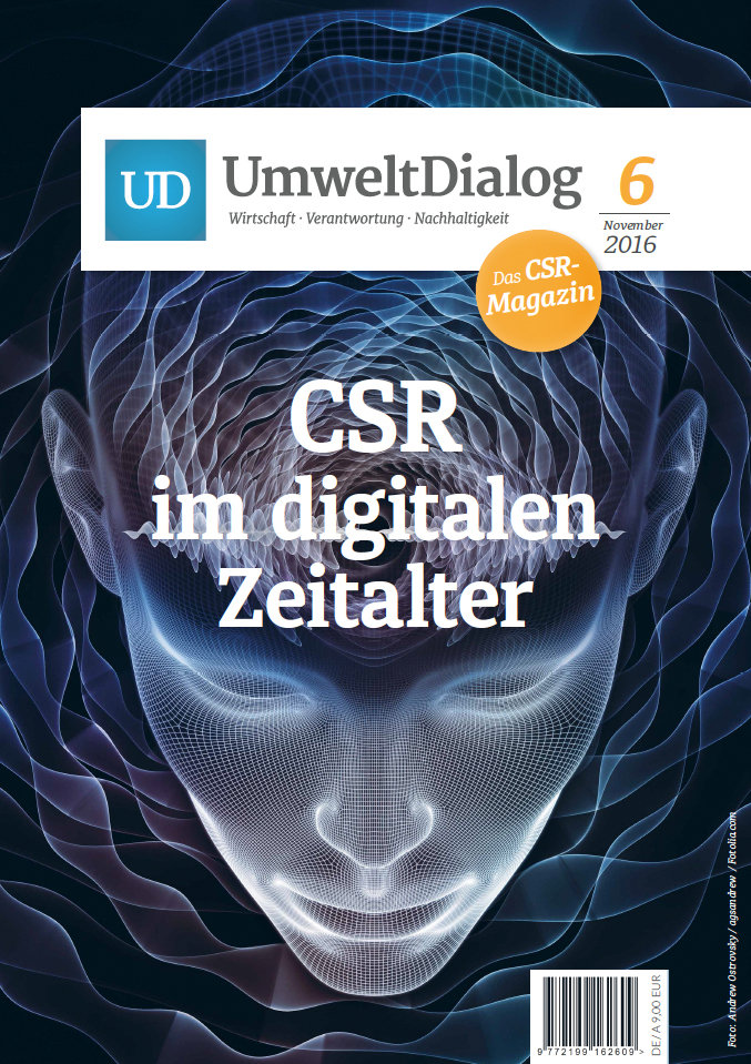 Umd-Magazin No 6 CSR im digitalen Zeitalter