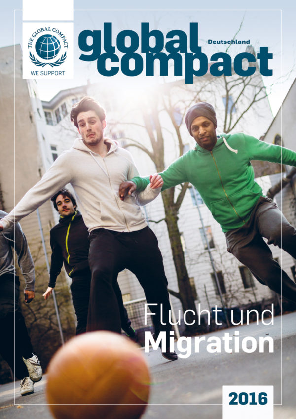 Global Compact Jahrbuch 2016